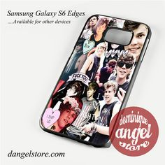 ashton irwin collage Phone Case for Samsung Galaxy S3/S4/S5/S6/S6 Edge