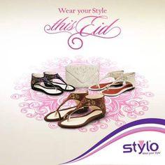 Stylo Eid Shoe Design 2015 | stylish model