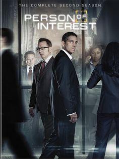 Person of interest saison 2 en dvd/blu-ray