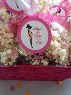 Popcorn party favor :)
