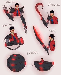 Black Cartoon Characters, Superhero Characters, Cartoon Shows, Fantasy Characters, Character Concept, Character Art, Character Design, Ben 10 Comics, Generator Rex