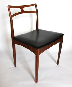 A Johannes Andersen Mid Century Dining chair