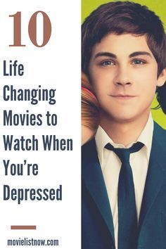 10 Life Changing Movies to Watch When You're Depressed. list 10 Life Changing Movies to Watch When You're Depressed Best Films To Watch, Great Movies To Watch, Netflix Movies To Watch, Movie To Watch List, Tv Series To Watch, Be With You Movie, Movie List, Best Movies List, Best English Movies