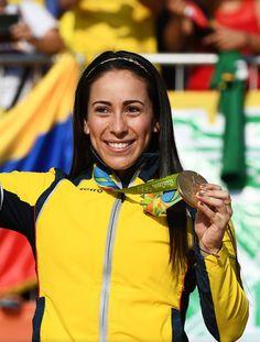 Mariana Pajon gold medal Bmx, Rio 2016, Cycling, Gold, Twitter, Women, Style, Fashion, Mariana