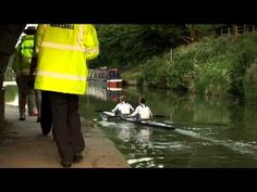 Ben & Ivan's attempt to break the Devizes to Westminster course record gets underway. Westminster, Kayaking, Youtube, Kayaks, Youtubers, Youtube Movies