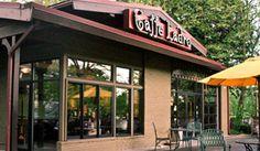 Cafe Ladro --- love it so much. Best frozen mocha on earth.