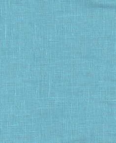 Tuscany Linen, Turquoise (upholstery fabric day bed)