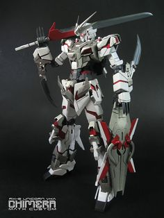 RX-0 Unicorn Chimera Matx custom