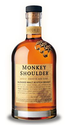 WS Review - Monkey Shoulder Blended Malt Scotch Whisky