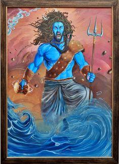 Maha Shivratri - A Night of Bliss of Lord Shiva Suppresses Enmity, Anguish; Bless Immortality, Success, Joy and Prosperity in Life Shiva Tandav, Rudra Shiva, Shiva Statue, Aghori Shiva, Shiva Linga, Angry Lord Shiva, Shiva Tattoo Design, Lord Shiva Hd Images, Lord Shiva Hd Wallpaper