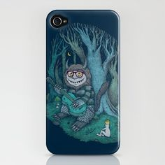 Where the Hip Things Are IPHONE CASE by Alvaro Arteaga - $35.00 at Society6
