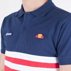 "@ellesseheritage ""Timini Polo Shirt"" #polo #shirt #Heritage #ellesseheritage #ellesseitalia #casual #casuals #casualculture #casualclothing #ss18 #madrid #ellessemadrid http://www.rivendelmadrid.es/marcas/ellesse.html"