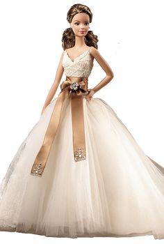 Monique Lhuillier™ Bride Barbie® Doll   Barbie Collector