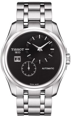 Tissot Men's Couturier Automatic Bracelet Watch