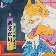 #moirahahn #moirahahnart #japaneseart by moirahahnart