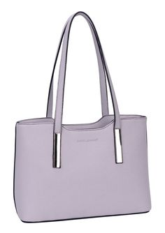 David Jones Grey Bag