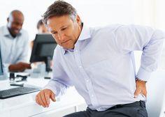 неприємне відчуття болю у спині