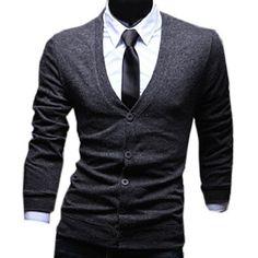 3 Farbe Neu Herren Jungen Strickjacke Gentleman Style Sweatjacke Pullover mit 5 Knoepfe(Medium,Dunkelgrau) Fashion Season http://www.amazon.de/dp/B00JO8RH3C/ref=cm_sw_r_pi_dp_gTxcub1PMA1AH