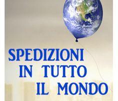 Spedizioni in tutto il mondo, scopri come! Shipping all around the world, see how! See http://www.lecoccinellestore.it