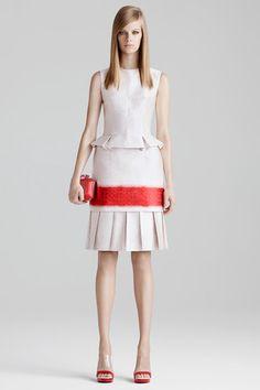 Alexander McQueen Resort 2015 Collection Slideshow on Style.com