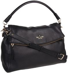 Kate Spade Cobble Hill Little Minka (Black) - Bags and Luggage on shopstyle.com