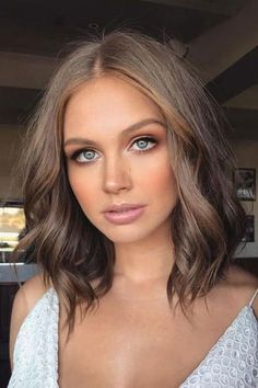 Hair and Beauty: Blended Bob | Cool and earthy, this shade is surpr...