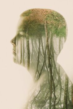 Stunning Double Exposure Photography by Brandon Kidwell - UltraLinx