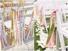 7 Ideen zur Deko der Kirchenbank und Trauungslocation   Hochzeitsblog - The Little Wedding Corner