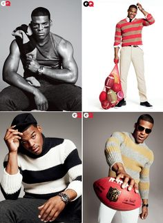cam newton does GQ