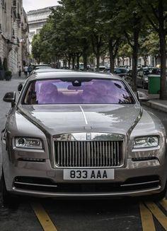 Rolls Royce Ghost- @LadyLuxeJewels