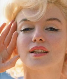 Marilyn by Willy Rizzo, 1962.