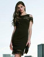 Little Black Dress Pencil Dress