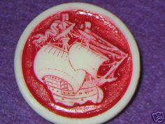 Artid British made button 1940's