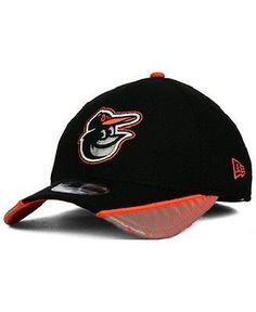 buy online f2f3e a3679 MLB Baltimore Orioles New Era 39THIRTY Reflective Slugger Cap - M L