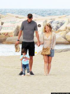 LAS CADERAS TABASCO: Shakira, Piqué, y su familia Acuario