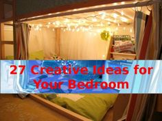 27 Creative Ideas for Your Bedroom
