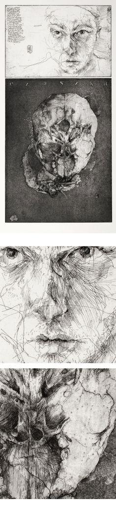 Etchings 2011  - Simon Prades