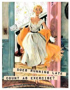 Running Late!