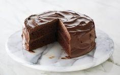 Devil's Food Cake Recipe by Anna Olson