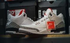 38c7dadcf7e1 Air Jordan 3 Retro  88 Air Jordan Shoes