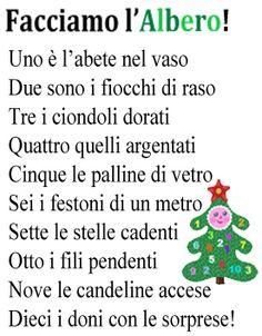 Le Filastrocche di Patrizia Nencini School Teacher, Pre School, Christmas Crafts, Xmas, Italian Language, Fairy Tales, Teaching, Geography, Nursery School