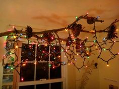 "We have branches & lights in our classroom too. Love them! - from 'Garden Gate Child Development Center' ("",)"
