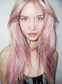 A wash of pink
