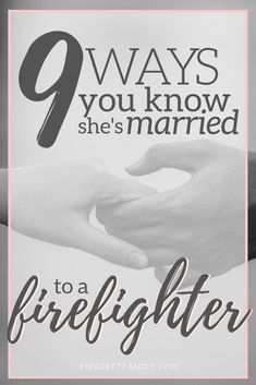 Knowing that your firefighter is doing something that will change the world? That makes you a proud firefighter wife. Firefighter Boyfriend, Firefighter Family, Firefighter Decor, Wildland Firefighter, Volunteer Firefighter, Firefighters Wife, Firefighter Engagement Photos, Firefighter Wedding, Badge Bunny