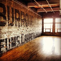 The Burroughes Building - Toronto - perfect urban rustic modern loft-y space for a wedding or event