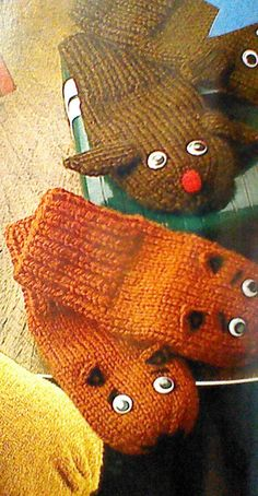 1000+ images about Knit and Crochet Puppet Patterns on ...