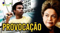 Dilma provoca e leva resposta de Holiday