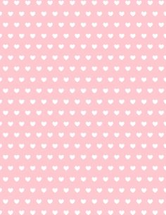 These free printable valentine hearts scrapbook paper designs are perfect for Valentine's Day or anytime you want to convey a little sweetness.