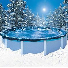 winterizing above ground pool