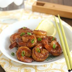 Shrimp with Spicy Garlic Sauce by Tracey's Culinary Adventures, via Flickr